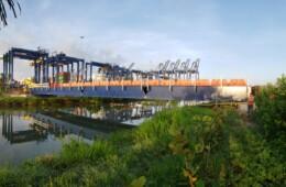Puente Unibridge Canal Ceballos – Contecar